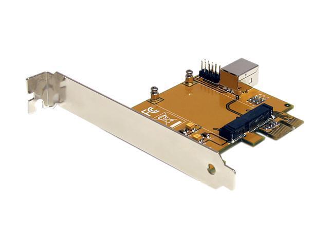StarTech PCI Express to Mini PCI Express Card Adapter Model PEX2MPEX