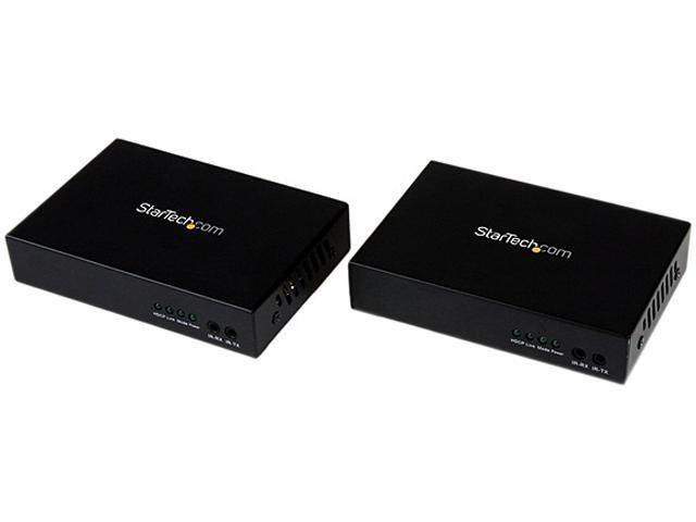 StarTech HDMI over Single Cat 5e/6 Extender with Power over Cable Ethernet and IR - 330 ft ST121HDT4P