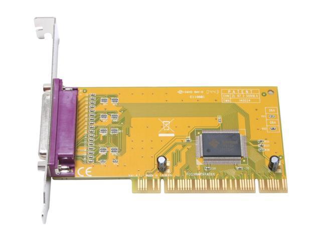 SUNIX 1 port Parallel Universal PCI card Model 4008A