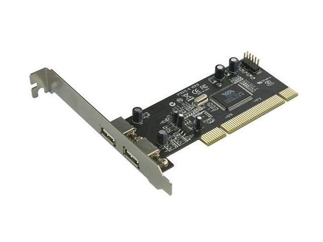 Rosewill Low-Profile PCI TO USB 2.0 Cards Model RC-100