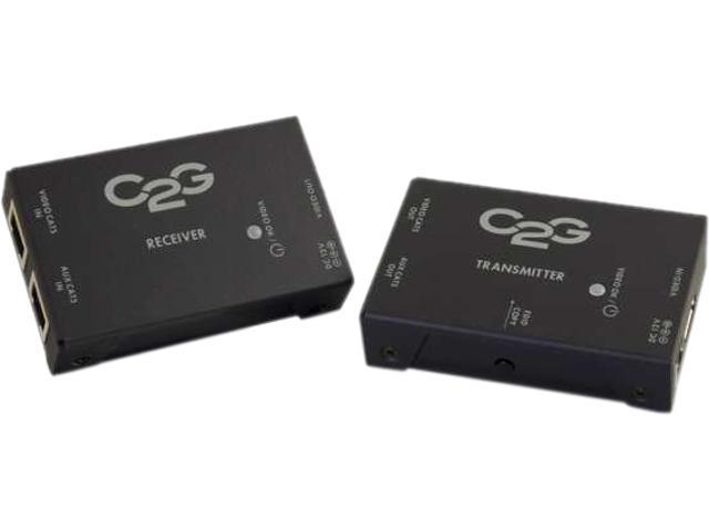 C2G Short Range HDMI over Cat5 Extender Kit with Auto Equalization 29298