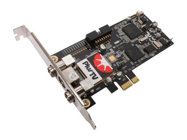 KWorld PVRTV-PE360-A PlusTV Analog PCIExpress Pro