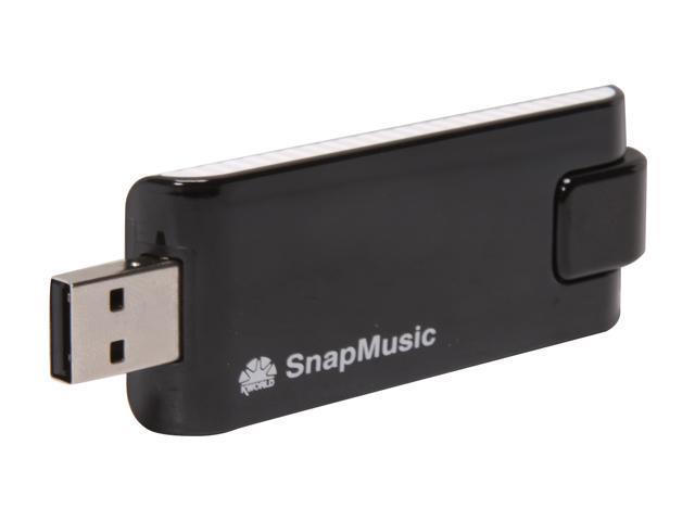 KWorld FM-700 SnapMusic Mobile 700 USB FM Tuner and Captuer