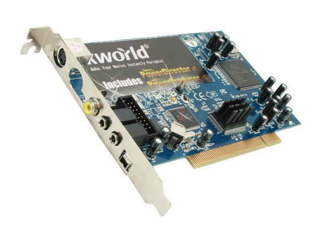 KWorld KW-88X DV/AV DVD Maker Pro
