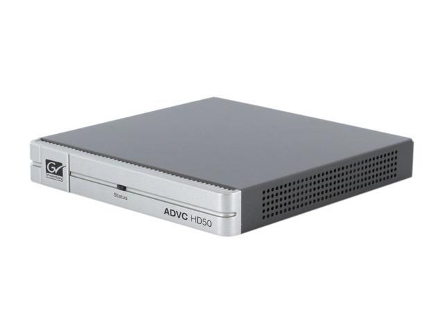 Grass Valley Real-Time HDMI-to-HDV Conversion ADVC-HD50