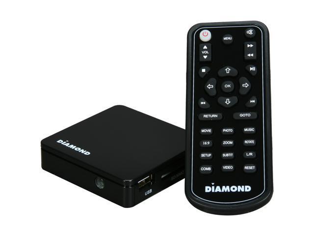 DIAMOND MP700 HD Media Wonder Mini Media Player