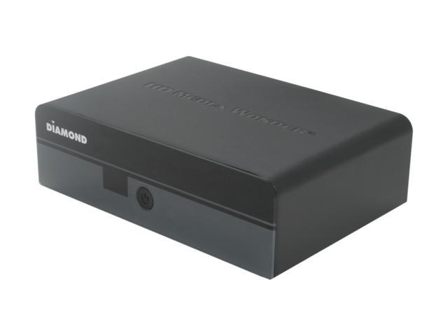 DIAMOND MP1000 Media Wonder 1080p HD Media Player W/ Network