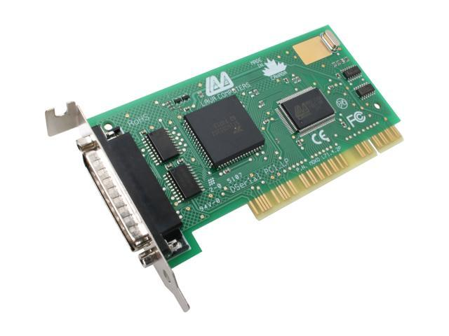 LAVA Computer PCI Bus Dual Serial 16550 Board- Low-profile Model DSerial-PCI/LP