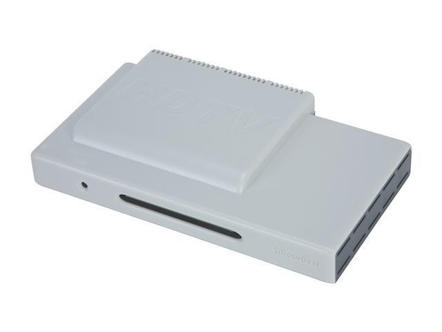 SiliconDust HDHomeRun (HDHR-US) HDHomeRun Network-based, Dual Digital - HDTV Tuner Ethernet Interface