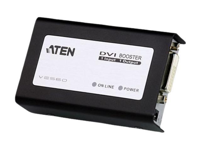 ATEN VE560 DVI Booster with AC Adapter