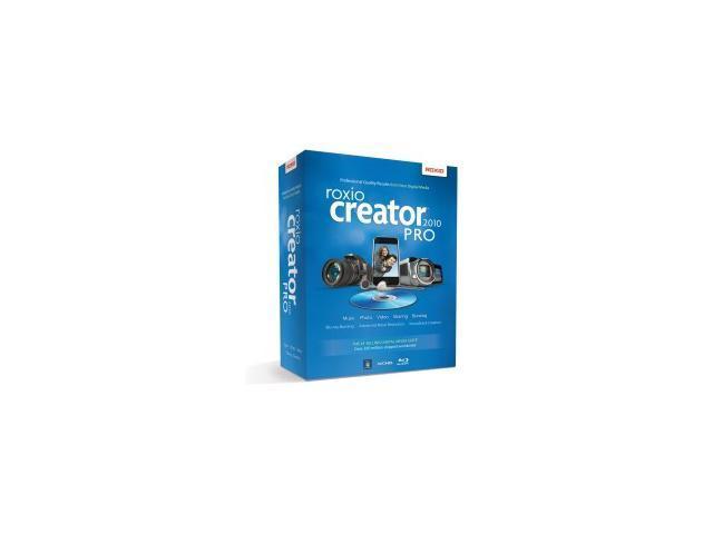Sonic Roxio Creator 2010 Pro - ESD