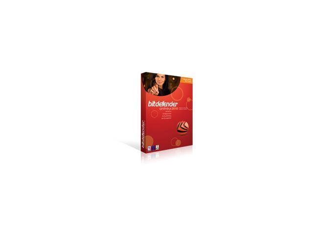 BitDefender, LLC. BitDefender Antivirus 2010(1 PC , 1 year)