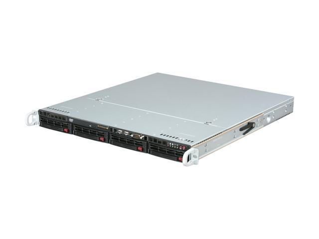 SUPERMICRO AS-1012G-MTF 1U Rackmount Server Barebone Socket G34 AMD SR5650 DDR3 1600/1333/1066