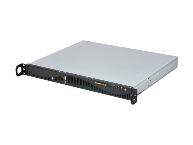 SUPERMICRO AS-1012C-MRF 1U Rackmount Server Barebone Socket C32 AMD SR5650 DDR3 1333/1066/800