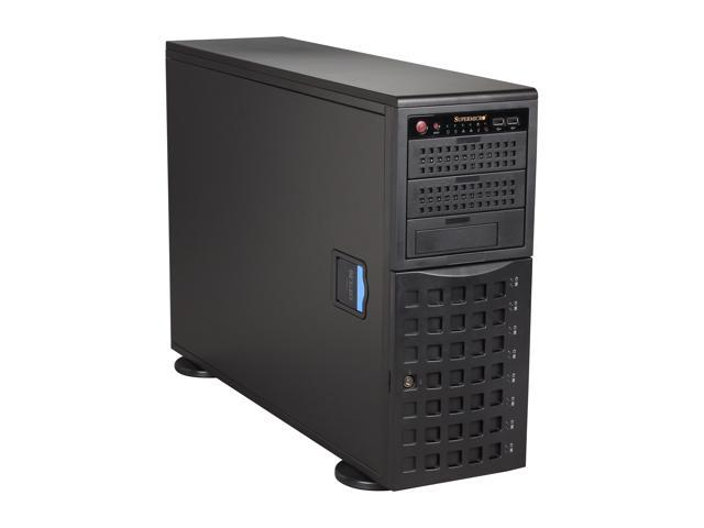SUPERMICRO SuperServer SYS-7046T-NTR+ 4U Rackmountable / Tower Server Barebone