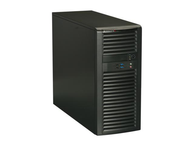 SUPERMICRO SYS-5037A-i Mid-Tower Server Barebone LGA 2011 Intel C602 DDR3 1600/1333/1066