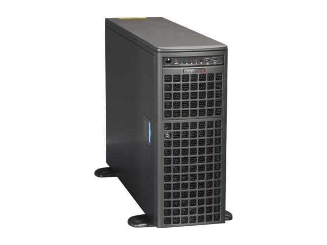 SUPERMICRO GPU SuperWorkstation SYS-7047GR-TPRF 4U Rackmountable / Tower Server Barebone