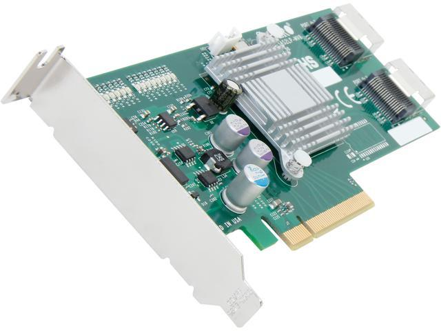 SUPERMICRO AOC-SAS2LP-MV8 PCI-Express 2.0 x8 SATA / SAS 8-Port Controller Card