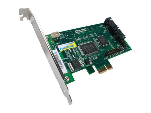 PROMISE FTTX4650 PCI Express SATA / SAS Controller Card