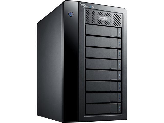 PROMISE Pegasus2 R8 P2R8HD48HUS RAID 0, 1, 5, 6, 10, 50, 60 8 3.5