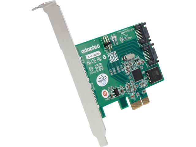 Adaptec 2232100-R PCI Express SATA 1220SA Kit
