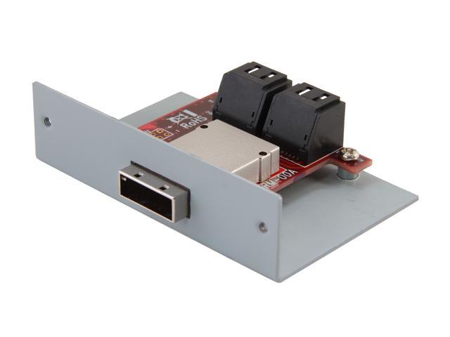 Koutech IO-SFF481 4-Port SAS/SATA 6G to External SFF-8088 mini-SAS