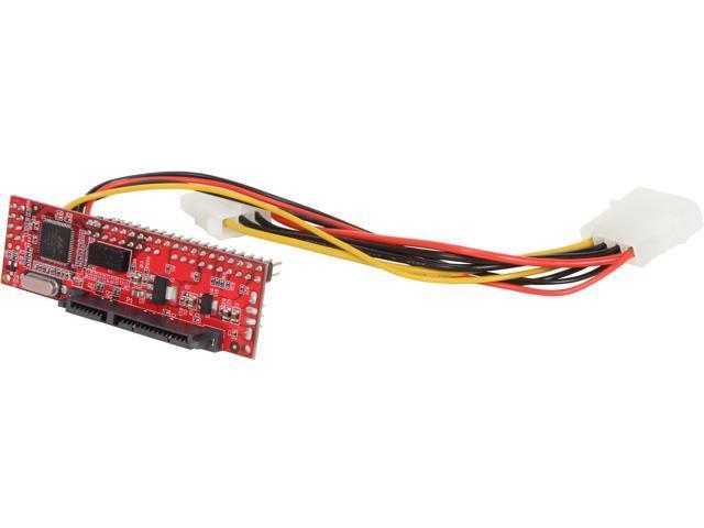 Koutech IO-ASA111 Mini Vertical Board for SATA 3Gb/s Device to IDE Connector