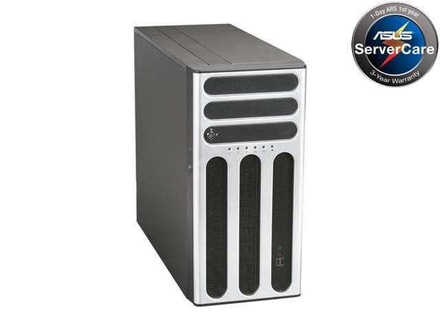 ASUS TS700-E6/RS8 Pedestal Server Barebone Dual LGA 1366 Intel 5520 DDR3 1333/1066