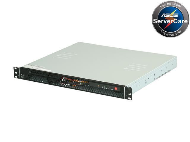 ASUS RS100-X7 1U Rackmount Server Barebone