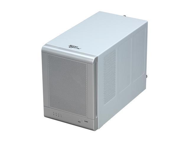 SANS DIGITAL TowerRAID TR4XHA 4 Bay SAS / SATA JBOD Storage Enclosure (Silver)