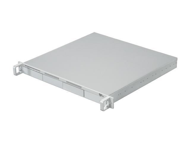 SANS DIGITAL EliteRAID ER104CT 1U 4 Bay SATA to USB 2.0 / eSATA / 1394a / 1394b RAID 0/1/1+0/3/5 Rackmount