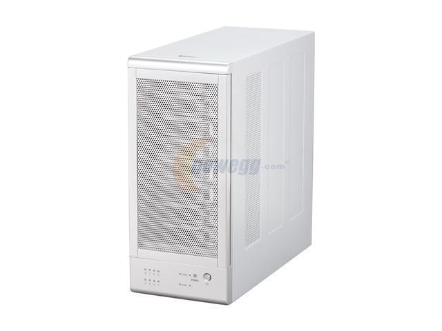SANS DIGITAL TowerRAID TR8XP 8 Bay 6G SAS / SATA RAID 5 Storage Enclosure w/ 6G PCIe 2.0 x8 card (Silver)