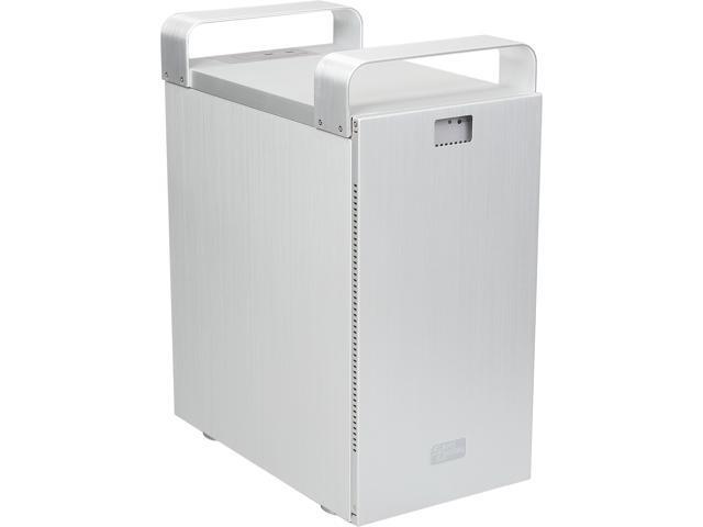 SANS DIGITAL MobileSTOR MS8X+ 8 Bay SAS/SATA mini-SAS * 2 to SAS/SATA JBOD Storage Enclosure (Silver)