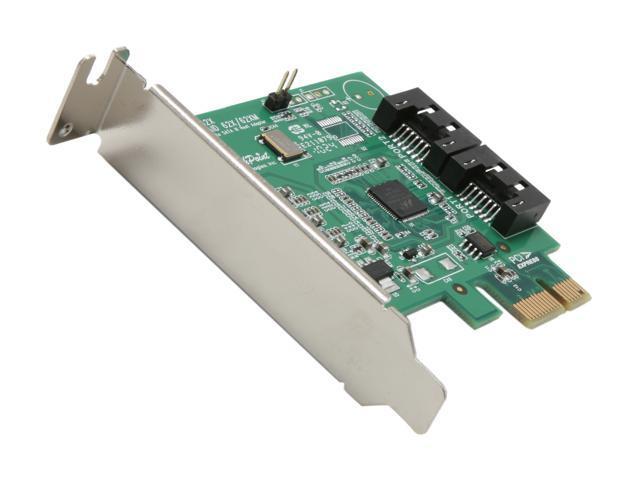 HighPoint ROCKET 620-OEM PCI-Express 2.0 x1 SATA III (6.0Gb/s) Controller Card - OEM