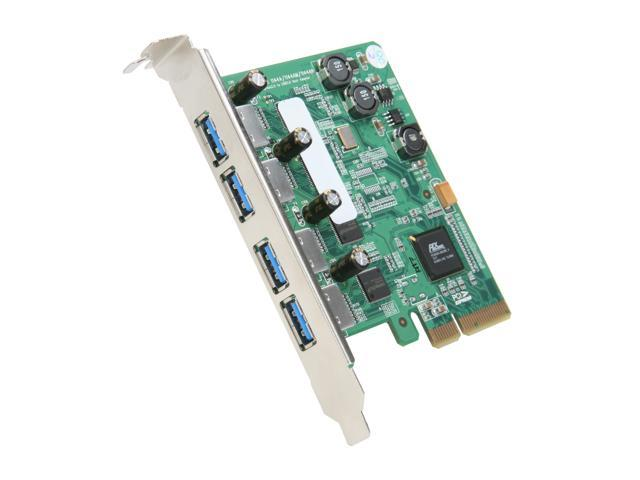 HighPoint RU1144A PCI-Express 2.0 x4 USB 3.0 RocketU 1144A Controller Card