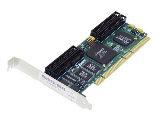 3ware 7506-4LP KIT PCI IDE Controller Card - Kit