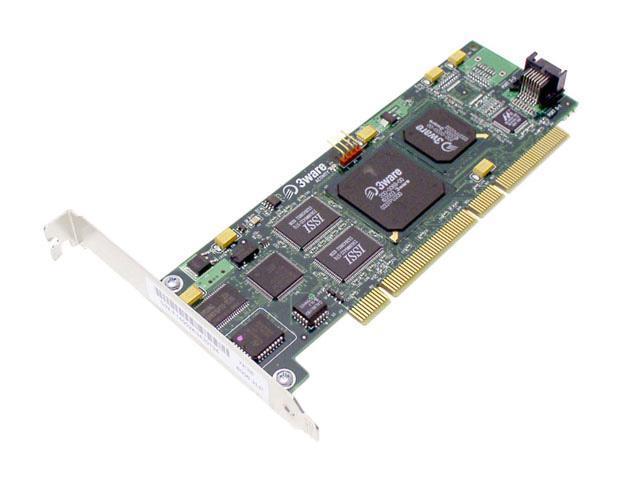 3ware 8006-2LP PCI 64-bit SATA 2-port SATA RAID Controller - Kit