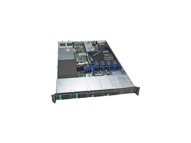 Intel SR1550ALSAS 1U Rackmount Barebone Server Intel 5000P DDRII 667/533