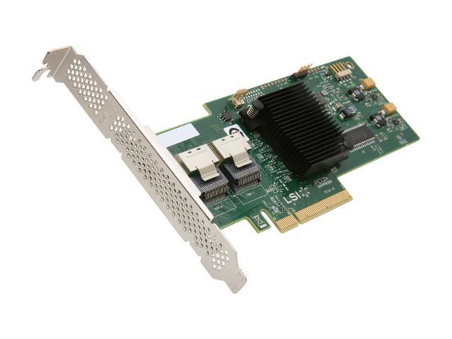 Intel RAID Controller Card 6G SAS PCI-E x8 8 internal ports (RS2WC080)