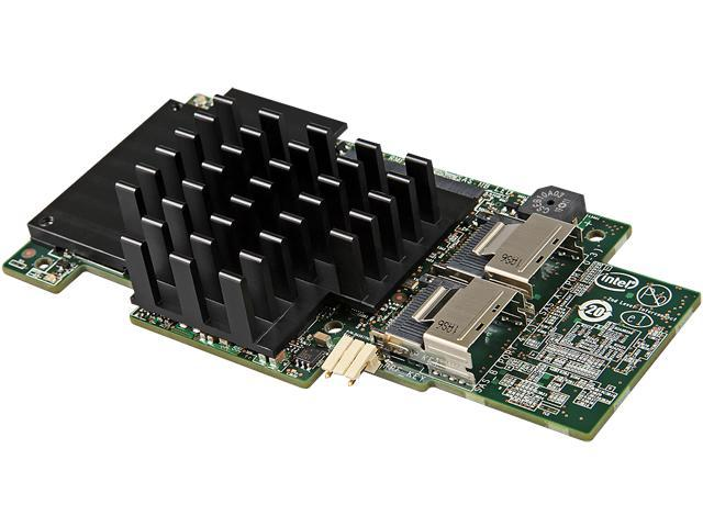 Intel RMS25CB040 PCI-Express 2.0 x8 SATA / SAS Integrated RAID Module
