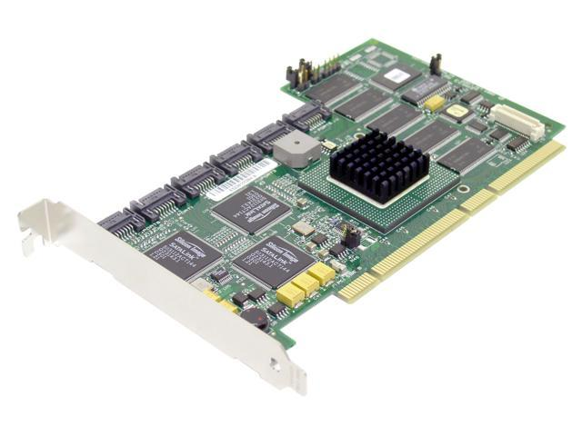 LSI 1506064 PCI SATA MegaRAID 150-6 Kit 6 Port 64MB