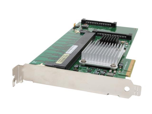 LSI LSI00048 PCI Express SATA / SAS MegaRAID 8408E 8 Port 3G  256MB