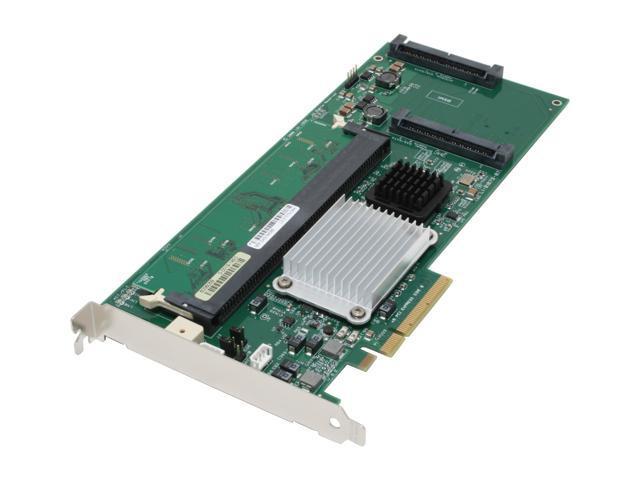 LSI LSI00048-F PCI Express SATA / SAS MegaRAID 8408E 8 Port 256MB - OEM