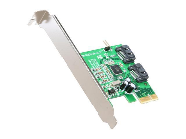 SYBA SY-PEX40032 PCI-Express 2.0 x1 SATA III (6.0Gb/s) RAID Controller Card
