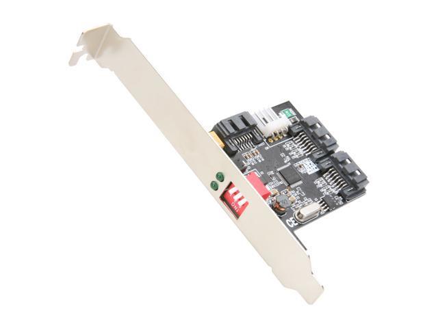 SYBA SY-PEX40045 SATA II (3.0Gb/s) 1:2 (2x1) Internal Port Multiplier