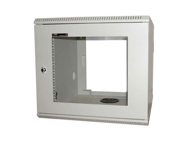 StarTech CAB1019WALL 10U 19in Wall Mounted Server Rack Cabinet
