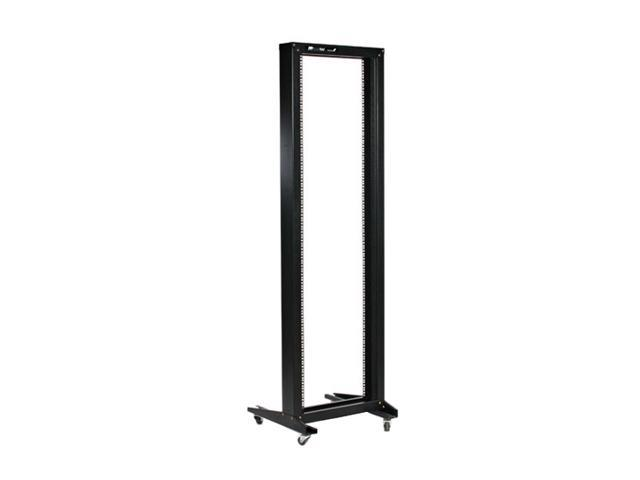 StarTech 2POSTRACK 42U 2 Post Open Frame Rack w/ Casters