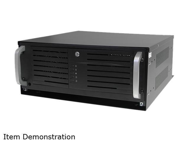 StarTech RK419WALVO 4U 19in Steel Horizontal Wall Mountable Server Rack