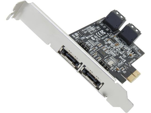 Rosewill RC-230 PCI Express 4 Ports SATA III HDD Controller Card
