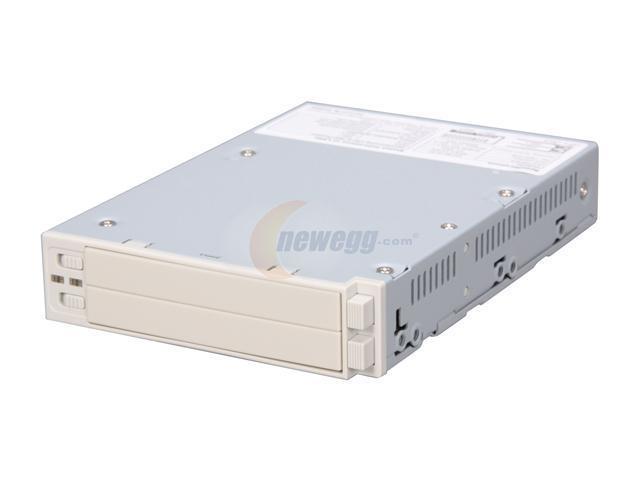 Raidon ST2760-2S-S2 JBOD 2 x SATA Ports (SATA II) 2 Bay 2.5